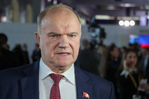 Геннадий Зюганов: В Послании президента не было ответа на главный вопрос