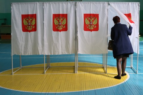 Социологи прогнозируют рекордно низкую явку на президентских выборах