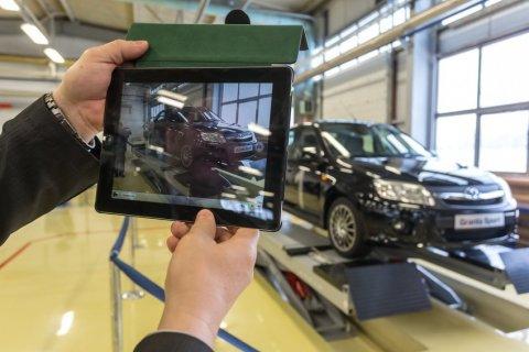 В России ввели электронные паспорта для автомобилей
