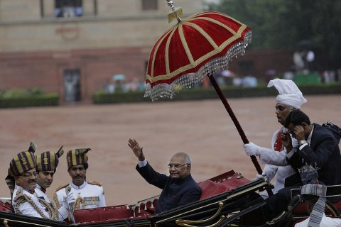 Путин поздравил с 70-летием независимости Индии не тех, кого надо