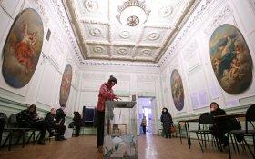 В Санкт-Петербурге потеряли 250 тысяч избирателей в Египте и Эстонии