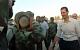 Президент Сирии Асад посетил линию фронта