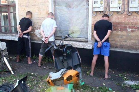 В ДНР задержали несовершеннолетних диверсантов