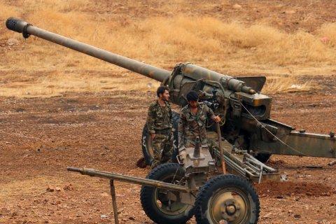 Сирийская армия захватила стратегическую высоту под Алеппо