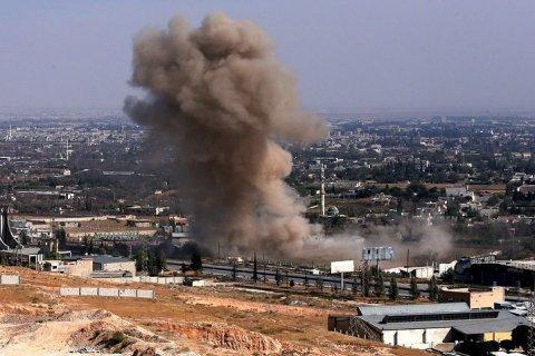 Турция нанесла 18 ударов по террористам в Сирии за минувшие сутки