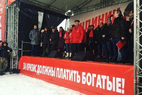 Геннадий Зюганов: Власть толкает страну к политическому дефолту