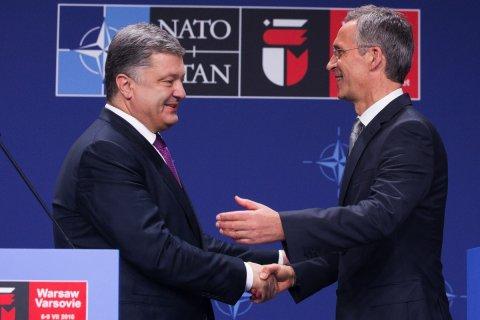 На Украине законодательно определили вступление в НАТО приоритетом внешней политики. Россия озабочена