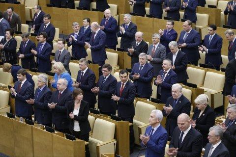 Депутатам и сенаторам впервые за четыре года проиндексируют зарплаты — до 374 тысяч рублей