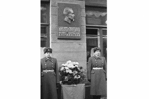В Краснодаре школу назвали именем Дзержинского