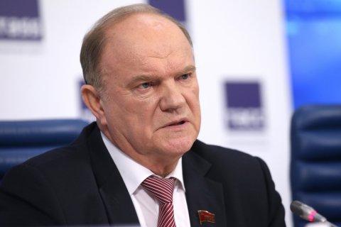 КПРФ объявит кандидата в президенты после старта выборной кампании