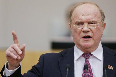 Зюганов — самый влиятельный среди руководителей политических партий