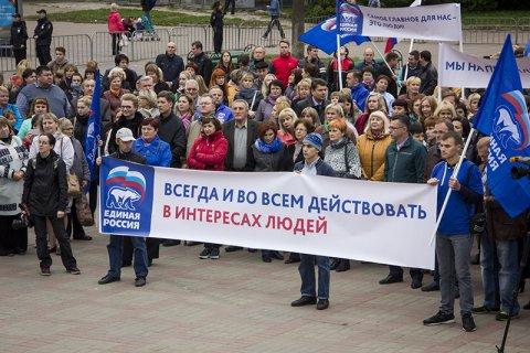 В Волгограде, Саратове, Республике Коми законодательные собрания голосами депутатов-единороссов поддержали повышение пенсионного возраста
