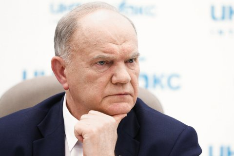 Геннадий Зюганов поздравил с Пасхой