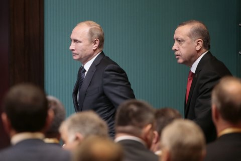 Зарубежные СМИ: Запад теряется в догадках о последствиях встречи Путина и Эрдогана