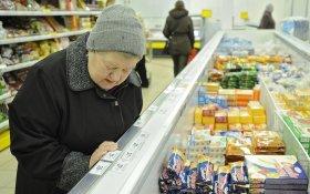 Россияне тратят на продукты почти треть дохода