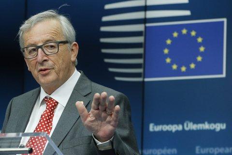 Глава Еврокомиссии: Европа не встанет на колени перед США