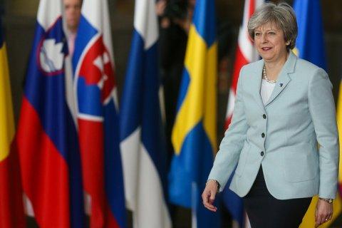 Премьер-министр Великобритании Тереза Мэй назвала Россию враждебным государством