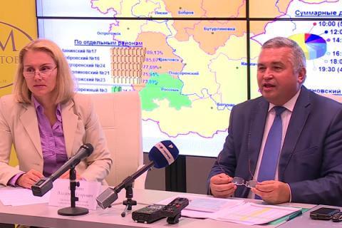 Уволенный за нарушения председатель воронежского избиркома получил «золотой парашют»