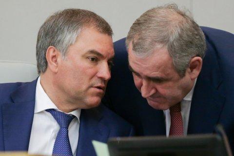 Новым руководителем фракции «Единая Россия» в Госдуме избран ближайший соратник Володина