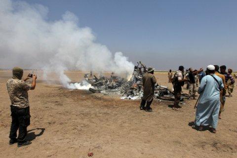 В Сирии сбит российский вертолет: погибло 5 офицеров