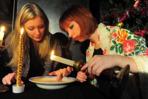 Опрос: треть россиян верит в колдовство