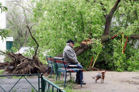 Московский ураган. Все подробности