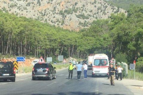 Террористы выпустили ракеты по Анталье