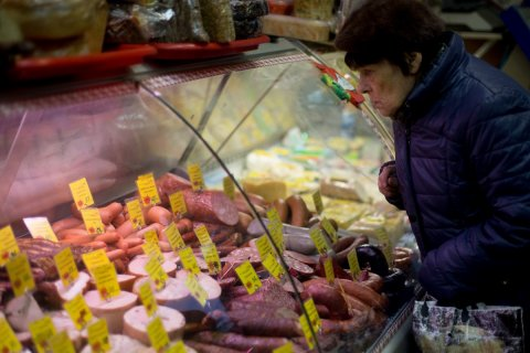 ВЦИОМ: 60% россиян заметили рост цен на продукты