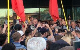 Коммунисты в Приморье требуют объяснений от избиркома: Не дадим вытирать об себя ноги — все на площадь