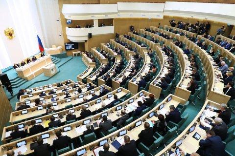 Совет Федерации призвал ввести санкции против Польши