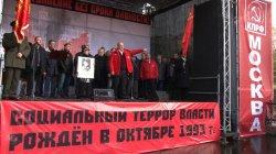Выступление Г.А.Зюганова на митинге КПРФ 04 октября 2018г.