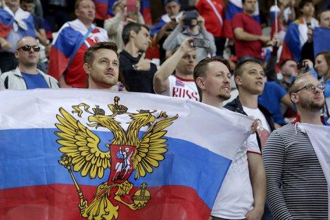 Россияне все еще верят в победу сборной на УЕФА-2016