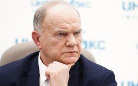 Геннадий Зюганов назвал победу Путина на выборах «очевидным фактом»