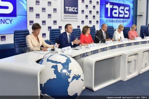 Геннадий Зюганов представил программу КПРФ «Десять шагов к достойной жизни» и региональные антикризисные предложения партии