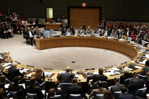 Совет безопасности ООН принял российскую резолюцию по Сирии