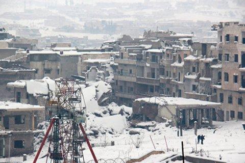 Генштаб России: при авиаударе США в Сирии погибли более 20 мирных граждан