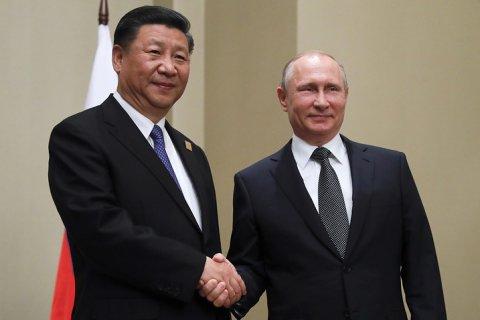 Путин назвал предстоящий визит главы КНР в Россию событием года