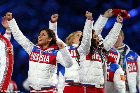 СМИ: всю сборную России отстранили от Олимпиады. Обновлено
