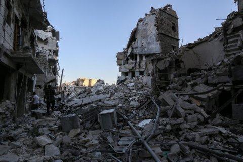 Иносми: обстановка вокруг Алеппо обостряется
