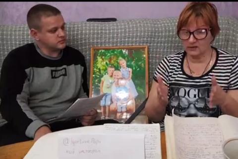 Потерявший всю семью на пожаре кемеровчанин записал видеообращение к Путину: России нужны кардинальные перемены