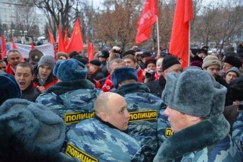 Валерий Рашкин: «В последние годы в стране происходит постоянное ужесточение законодательства о массовых мероприятиях»