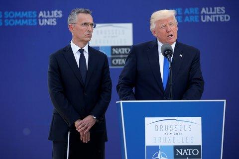Трамп назвал Россию в числе одной из угроз НАТО