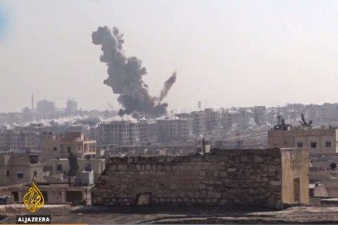 Иносми: Бои за Алеппо возобновились с удвоенной силой