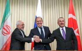 Турция напомнила об «аннексии Крыма»