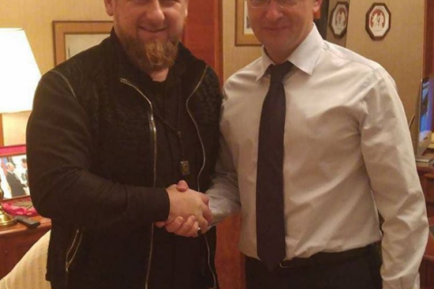 Кадыров попросил Мединского не показывать «Матильду» в Чечне. Минкульт уже согласен