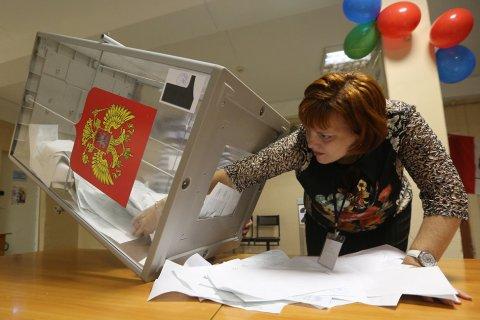 Во Владивостоке отменили результаты голосования на 13 участках «из-за пожарных»