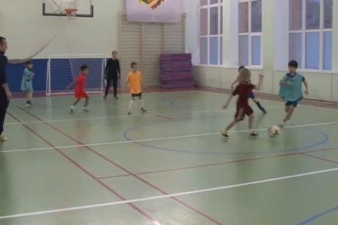 Спорт для всех в совхозе имени Ленина