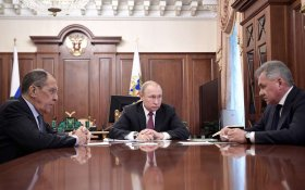 Путин приостановил участие России в ДРСМД