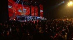 Праздничный концерт, посвященный 100-летию Великого Октября (Москва, 05.11.2017) часть 2