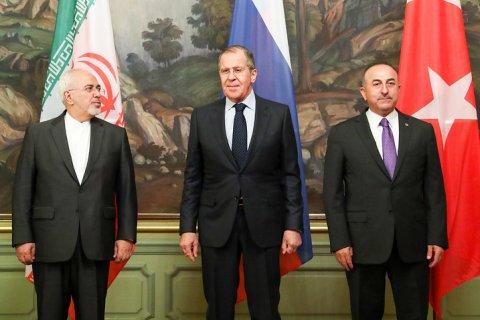 Турция пообещала в Сирии поддержку и США и России